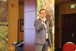 Алексей Котельников Gardena директор региональное развитие ООО Хускварна дилерская конференция 2017 Ереван Армения 29 март Гардена