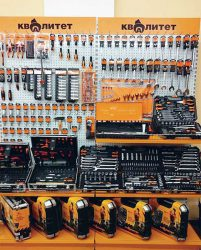 отзывы Квалитет ручной инструмент ТМК наборы