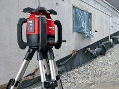 Hilti PR 30-HVS A12 лазерный нивелир