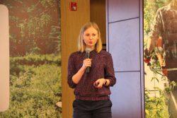 Елена Сливка Gardena менеджер продукт ООО Хускварна дилерская конференция 2017 Ереван Армения 29 март Гардена