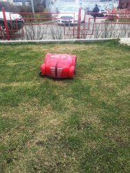 отзывы робот газонокосилка Caiman