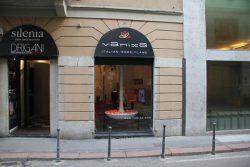 Vanixa Милан Италия салон мебель эмоциональная огонь угли тлеющие эффект фальш камин