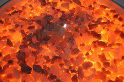 Vanixa мебель эмоциональная огонь угли тлеющие эффект фальш камин Милан Италия салон