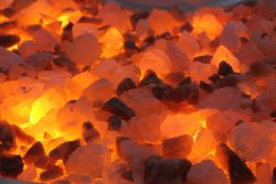 Vanixa мебель эмоциональная огонь угли тлеющие эффект фальш камин Милан Италия шоу рум