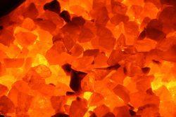 Мебель Vanixa эмоциональная угли тлеющие эффект огонь фальш камин Милан Италия салон