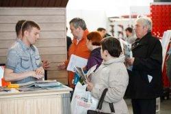 Малоэтажное домостроение выставка Строительные отделочные материалы 2017 Красноярск май 16 19