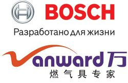Bosch и китайский производитель Guangdong Vanward New Electronic