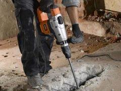 AEG MH 7E отбойный молоток SDS Max отбойник бетонолом вертикальный
