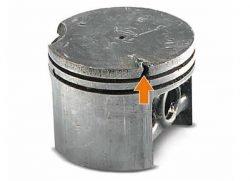 поршень группа поршневая цилиндро поломка ремонт сервис
