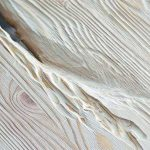 как выглядит брашированная поверхность дерева