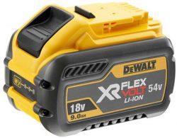 FlexVolt аккумулятор DeWALT DCB546-XJ DCB547-XJ