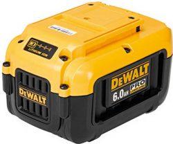 аккумулятор DeWALT DCB496-XJ DCB497-XJ
