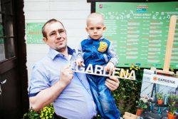 Gardena мастер класс Московская весна фестиваль 2017