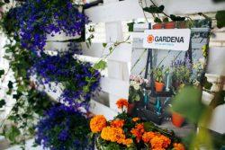 Gardena Дизайн субботник Seasons 2017 Москва Хлебозавод 9 20 21 мая