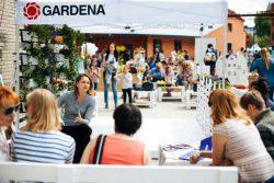 Gardena лекции Дизайн субботник Seasons 2017 Москва Хлебозавод 9