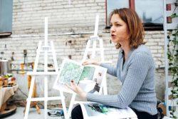 Вилена Никулина ландшафтный дизайнер Gardena лекция Дизайн субботник Seasons 2017
