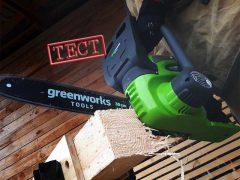 Greenworks отзывы цена тест купить Гринворкс