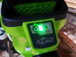отзывы тест Greenworks газонокосилка пила снегоуборщик система аккумулятор