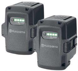 Husqvarna BLi100 BLi200 отзывы аккумулятор