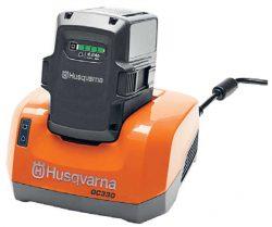 Husqvarna QC330 отзывы зарядное устройство