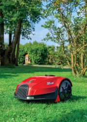 робот газонокосилка Caiman Ambrogio отзывы Кайман