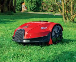 робот газонокосилка Caiman отзывы новинки