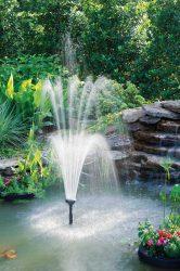 насосы для прудов сада водоемов искусственных