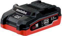 Metabo LiHD аккумулятор батарея 3,5 А ч 18 В сильноточные ячейки