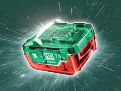 Аккумулятор Metabo LiHD батарея 7 А ч 18 В сильноточные ячейки 2 3,5
