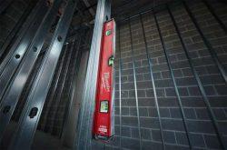 Milwaukee Redstick Backbone Box уровень строительный
