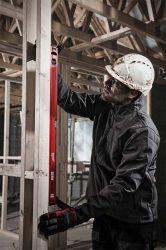 Milwaukee Slim Box уровень строительный тонкопрофильный тонкий профиль