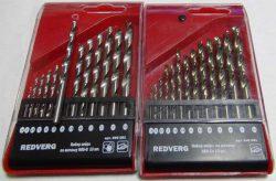 сверла по металлу отзывы RedVerg Р6 М5 Редверг