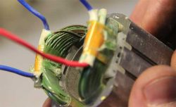 тест углошлифовальная машина статор электроинструмент