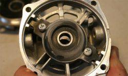 опорный подшипник ротора УШМ севрисный центр