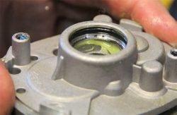 Stanley STHR263K смазка редуктора электроинструмент
