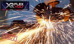 FlexVolt DeWALT купить отзывы тест УШМ болгарка аккумуляторная