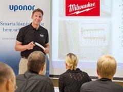 Uponor Milwaukee семинар регистрация отзывы Упонор Милуоки