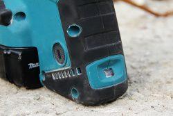 Makita DHR263: перфоратор аккумуляторный SDS-Plus светодиод подсветка