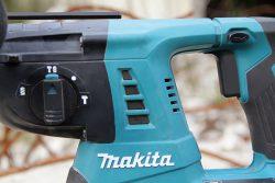 Makita DHR263: перфоратор аккумуляторный SDS-Plus воздухозаборник