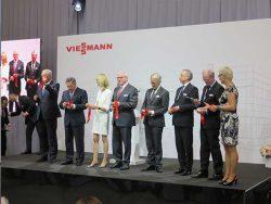 Завод котлов Viessmann в Липецке
