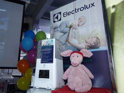 Увлажнитель Electrolux ecoBiocomplex YogaHealthline
