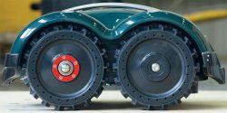 Робот газонокосилка Caiman Ambrogio L50 Basic большие колеса полный привод