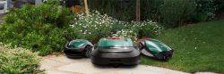 MTD Robomow Friendly Robotics робот газонокосилка слияние
