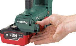Аккумуляторный перфоратор Metabo KHA 36 18 LTX 32 2 аккумулятор В
