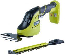 Аккумуляторный кусторез Ryobi OGS1822 ножницы для травы кустов One+ 18 В