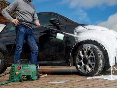 Мойка Bosch EasyAquatak 120 высокого давления автомойка очиститель ОВД