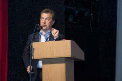 Александр Гончаров Хускварна конференция ЖКХ 2017 Петрозаводск