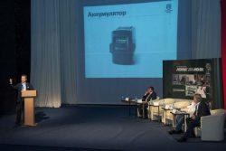 Садовая техника Husqvarna конференция ЖКХ 2017 Петрозаводск