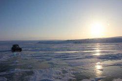 исследования в Арктике низкие температуры