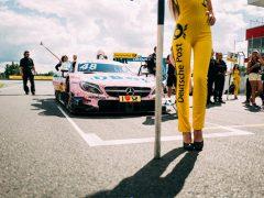 Чемпионат DTM российский этап
